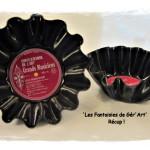 Les disques vinyles thermoformés